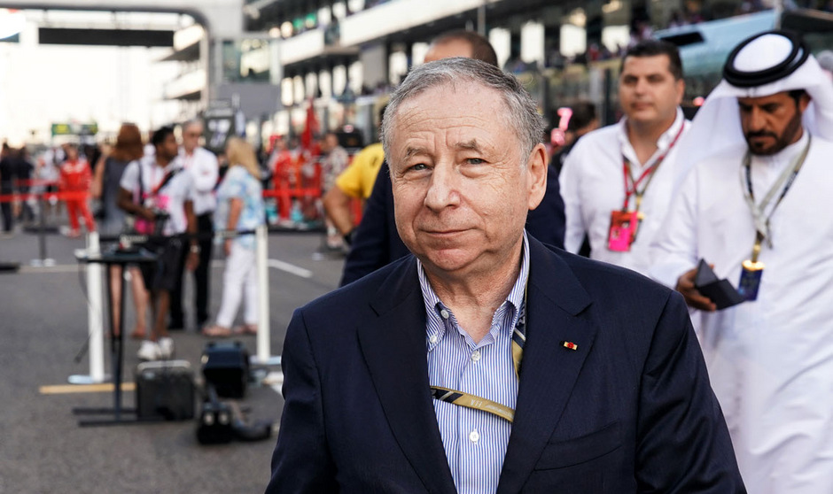 Motorsport-Weltverbandspräsident Jean Todt.