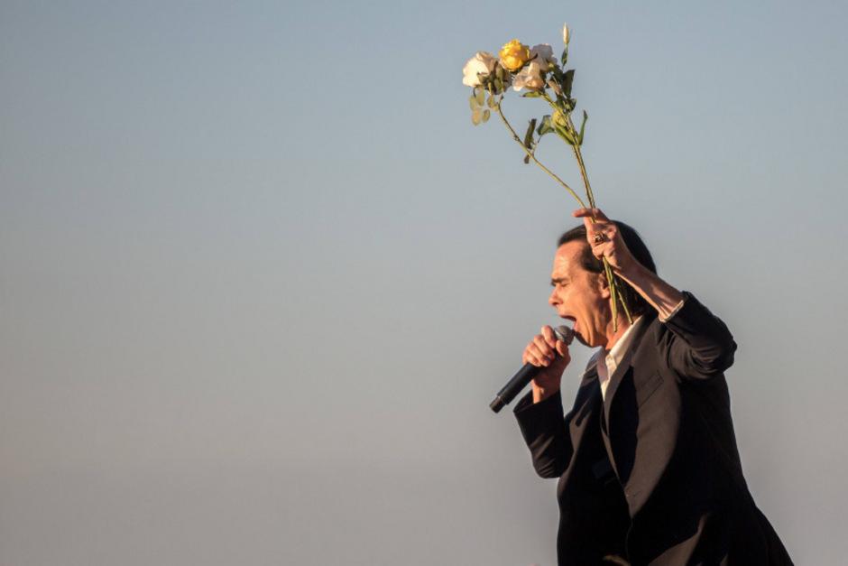 """Leid und gleichzeitig Hoffnung: Musiker Nick Cave wird in seinem 17. Studioalbum """"Ghosteen"""" zum großen Erzähler."""