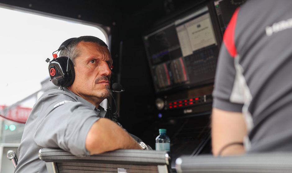 Günther Steiner wurde von der Formel 1 zur Kasse gebeten.