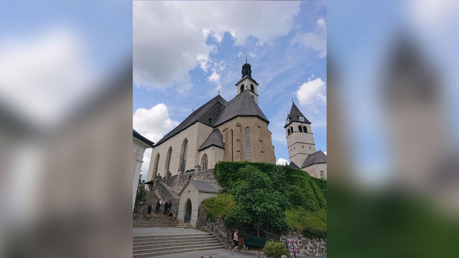 Die Trauerabende finden in der Stadtpfarrkirche statt.