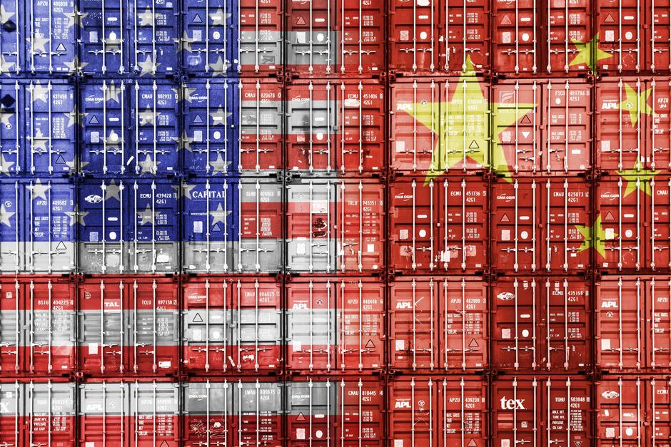 Auslöser für den Handelskonflikt war ursprünglich die Verärgerung Trumps darüber, dass China weit mehr in die USA exportiert als umgekehrt.