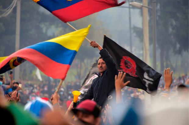 Am Wochenende waren die Proteste in Quito und anderen großen ecaudorianischen Städten erneut eskaliert.