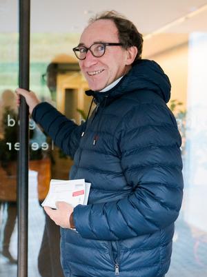 Johannes Rauch (Grüne) überholte bei seiner letzten Landtagswahl die FPÖ.