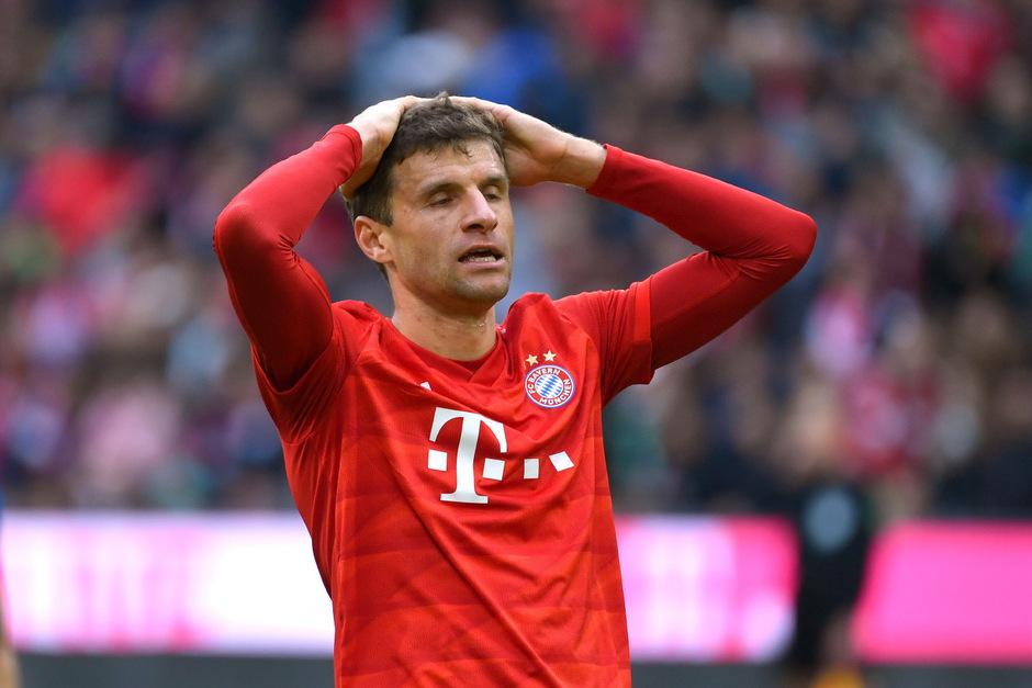 Bei den Bayern setzt man weiter auf die Dienste von Thomas Müller.