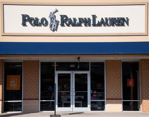 """Lauren hat die Marke """"Polo"""" aufgebaut."""