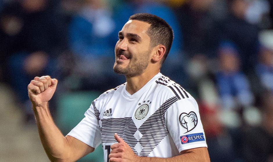 Ilkay Gündogan führte die deutsche Nationalmannschaft mit zwei Treffern zum 3:0-Sieg in Estland.
