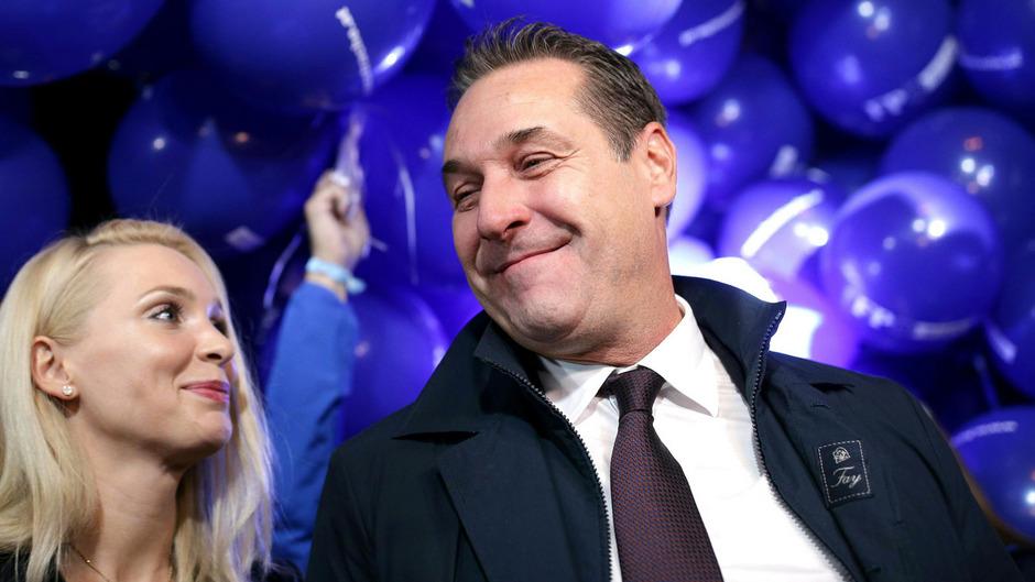 Vilimsky: Strache wollte Gehaltserhöhung für seine Frau Philippa