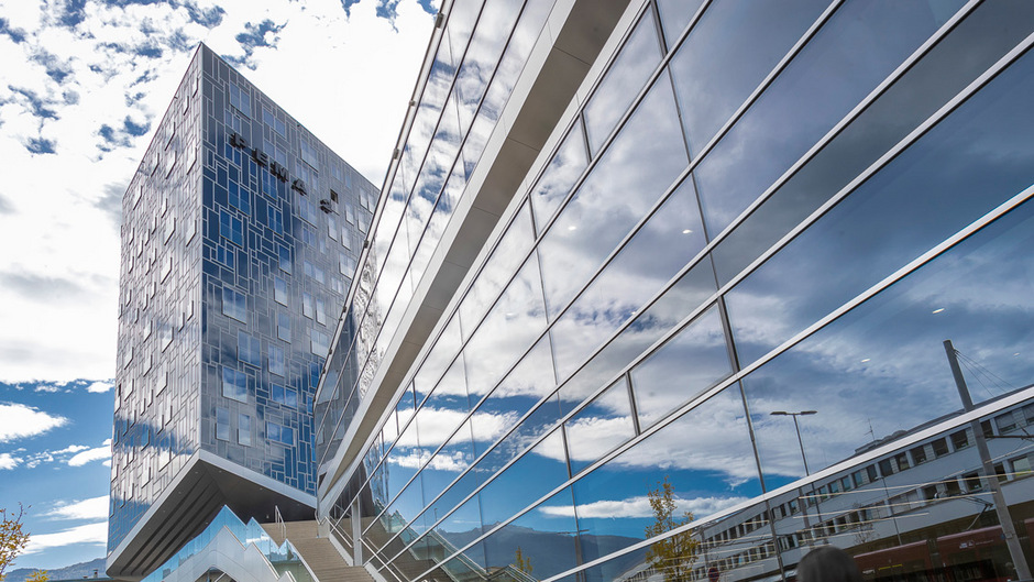 Das Pema-2-Gebäude ist ein Leuchtturmprojekt der anderen Art: ein Paradies für Anleger in kleine Stadtwohnungen.