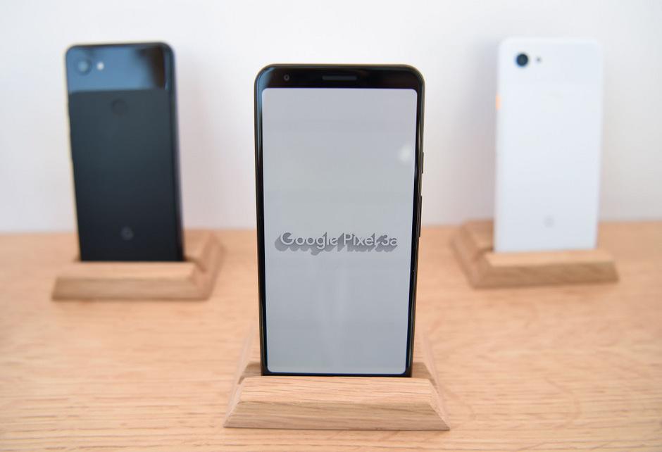 """Das """"Pixel 3"""" von Google (Archivfoto)."""