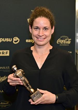 Spielerin der Saison: Nina Burger (ÖFB-Nationalteam).