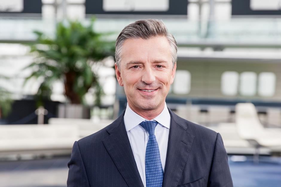 Werner Zenz, Vorstandssprecher der Spängler Bank