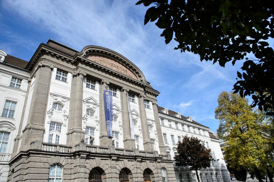 Vor 350 Jahren wurde die Universität Innsbruck von Kaiser Leopold I. gegründet.