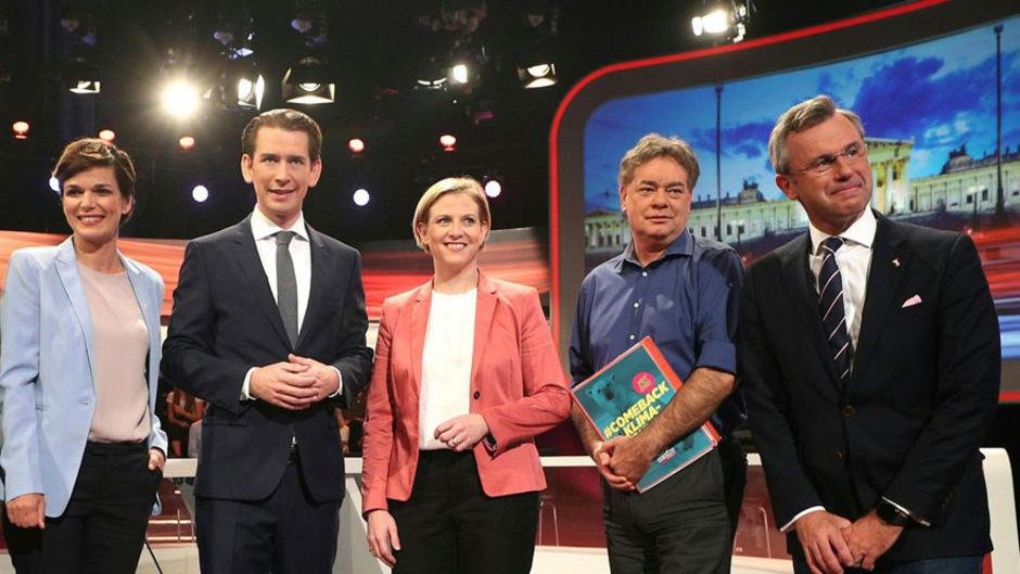 Rendi-Wagner (SPÖ) und ihre Parteigenossen werden am Donnerstag als erste bei Kurz auf der Matte stehen. Darauf folgen am Freitag die Teams von Kogler (Grüne) und Meinl-Reisinger (NEOS). Hofer (FPÖ) hat sich aus dem Spiel genommen - zumindests vorerst.