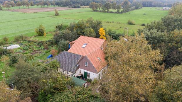 Niederländische Medien berichteten, dass die Polizei hinter einem Kasten im Wohnzimmer des Hauses eine Stiege entdeckt hatte, die in den Keller führte.