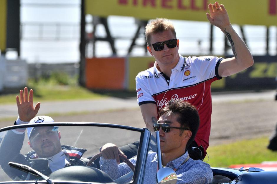 Auch mit 40 Jahren nicht Formel-1-müde: Kimi Räikkönen.