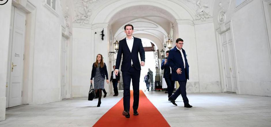 Sebastian Kurz weiß, dass er wieder Kanzler wird. Aber mit wem wird er regieren?