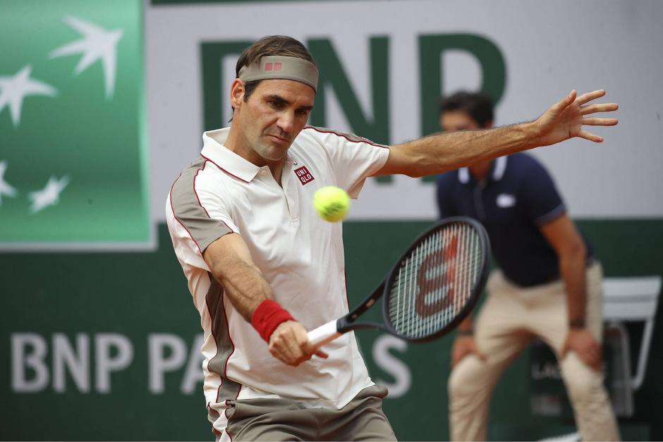 Roger Federer kehrt 2020 nach Roland Garros zurück.
