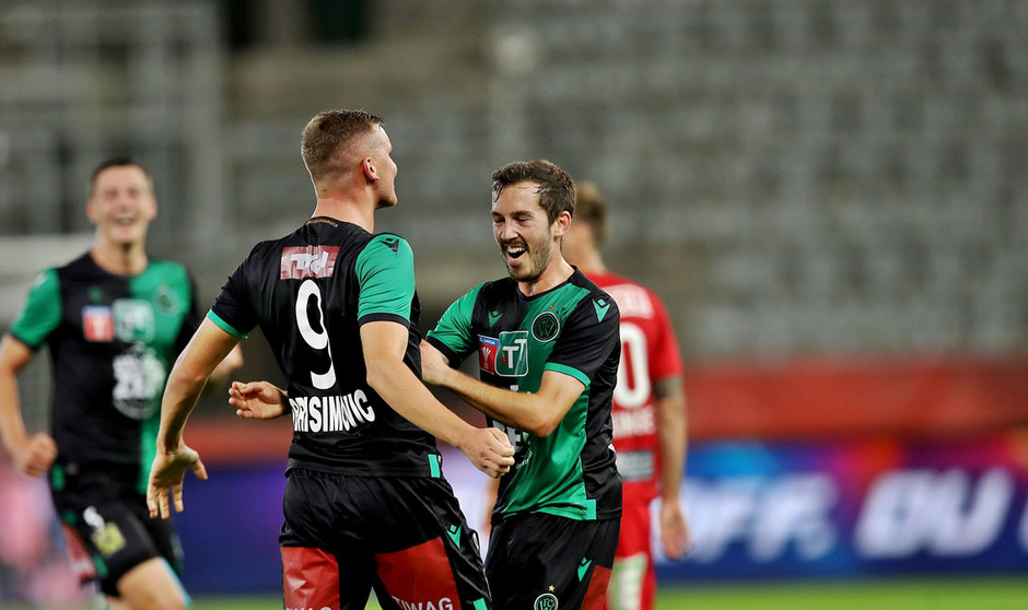 Der FC Wacker Innsbruck will heute erstmals in dieser Zweitliga-Saison auswärts über drei Punkte jubeln.