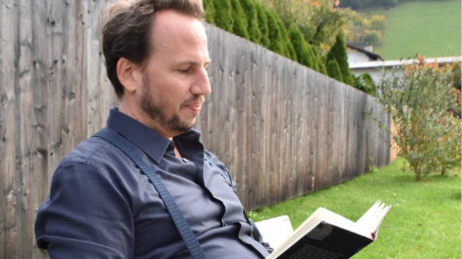 Werner Rohner ist derzeit Stadtschreiber in Schwaz.