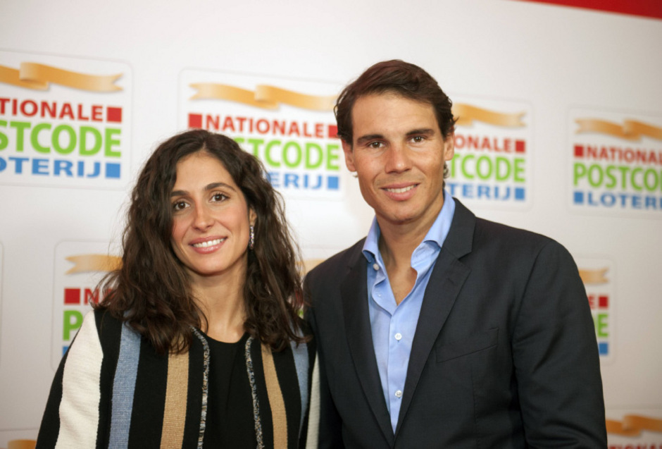 Rafael Nadal und Maria Francisca Perello gaben sich auf Mallorca das Ja-Wort.