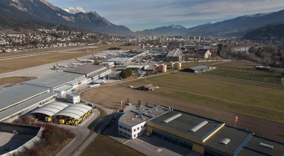 Der Flughafen Innsbruck steht im Zentrum einer veritablen politischen Zukunftsdebatte.