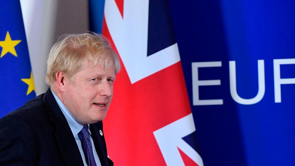 Boris Johnson, britischer Premierminister und Brexit-Hardliner.