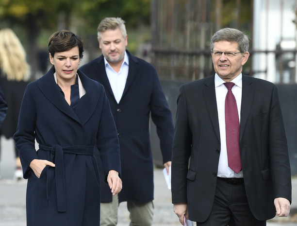 SPÖ-Chefin Rendi-Wagner und SPÖ-Manager Deutsch kommen mit der Partei nicht aus der Krise.