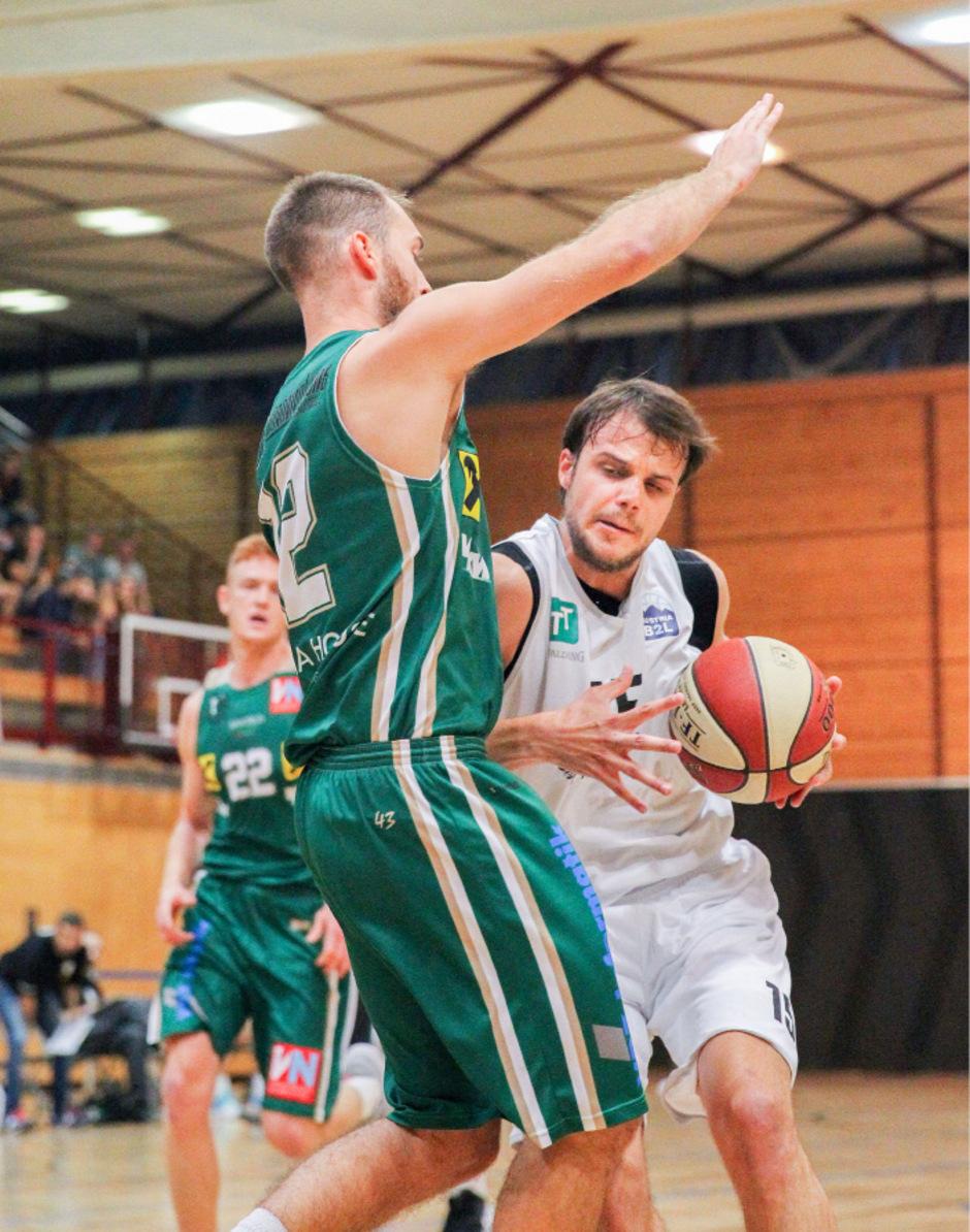 Oliver Vujakovic machte beim 69:61 29 Punkte.
