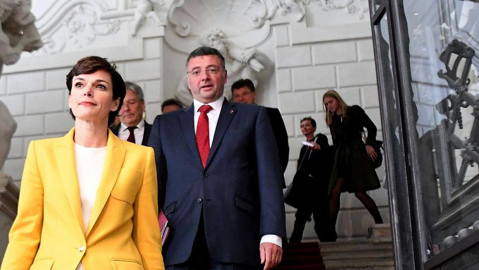 Bei der SPÖ sind die internen Abstimmungen nicht ohne Brisanz.