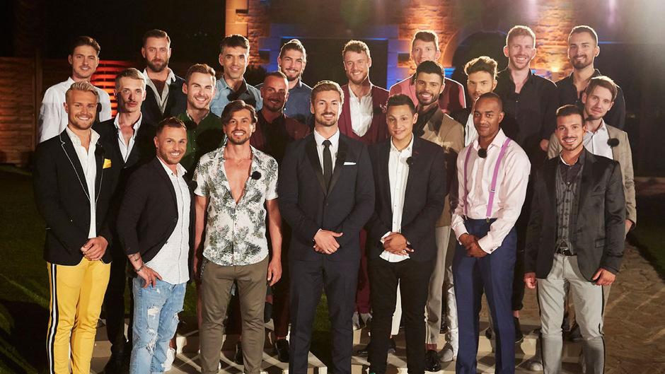 """Männer unter sich: """"Prince Charming"""" ist die erste Gay-Dating-Show im deutschen Fernsehen."""