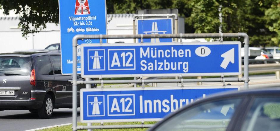 Die Vignettenpflicht bei Kufstein könnte fallen, aber die Stadt ergreift noch andere Maßnahmen zur Eindämmung des Ausweichverkehrs.