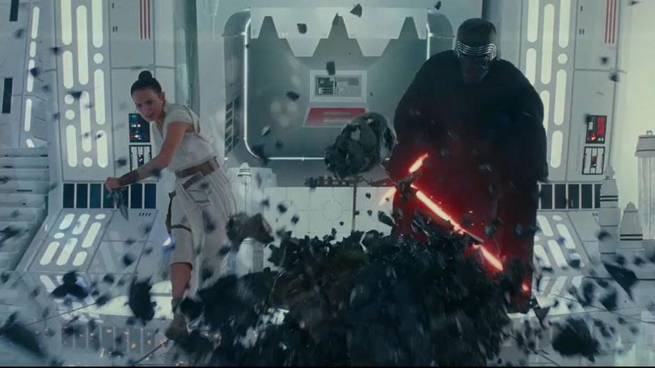 "Mit ""The Rise of Skywalker"" soll die ""Star Wars""-Saga enden."
