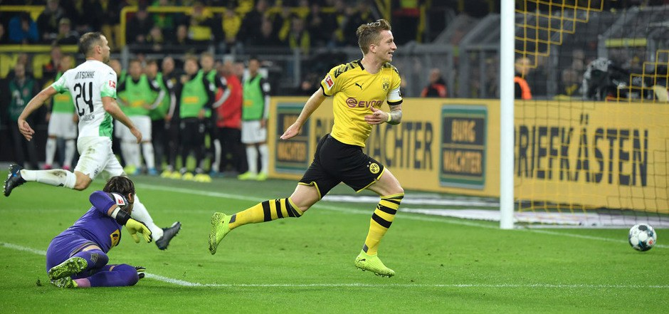 Auf Tore von Marco Reus kann Borussia Dortmund gegen Inter nicht bauen.