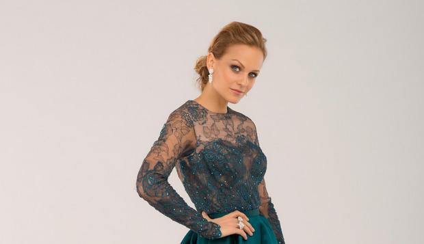"""Seit 2013 präsentiert sie """"Dancing Stars"""" im ORF."""