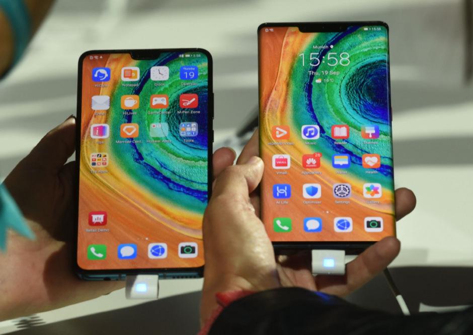 Das Huawei Mate 30 Pro.