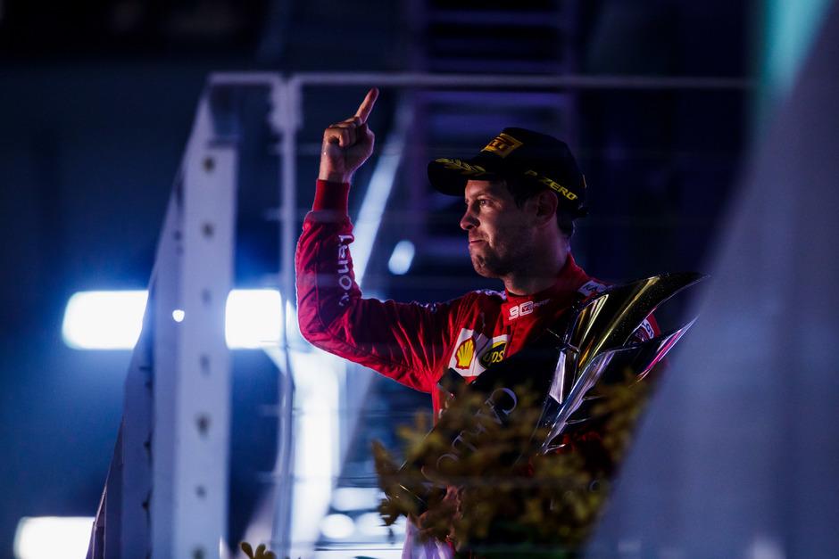 Sebastian Vettel kann in Mexiko wieder voll angreifen.