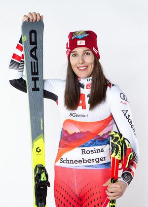 Rosina Schneeberger zeigte 2016 als Zwölfte auf.