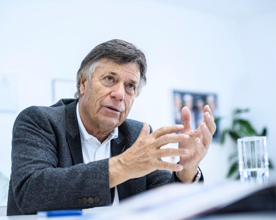 Peter Schröcksnadel (78), Präsident des Österreichischen Skiverbands (ÖSV), kennt keinen Stillstand. Dem Hirscher-Rücktritt kann er viel Gutes abgewinnen, das Zukunftsmodell E-Sport erachtet er als Geldquelle.