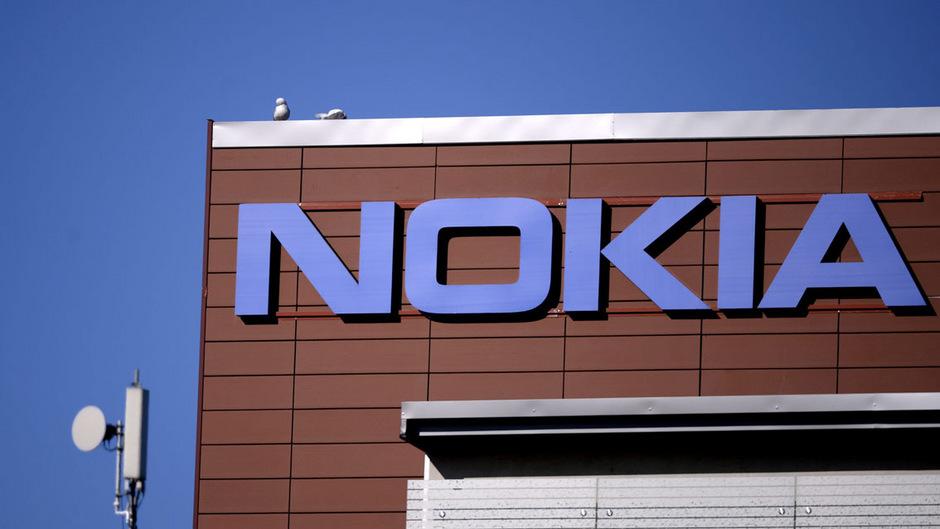 Das Nokia-Hauptquartier im finnischen Espoo.