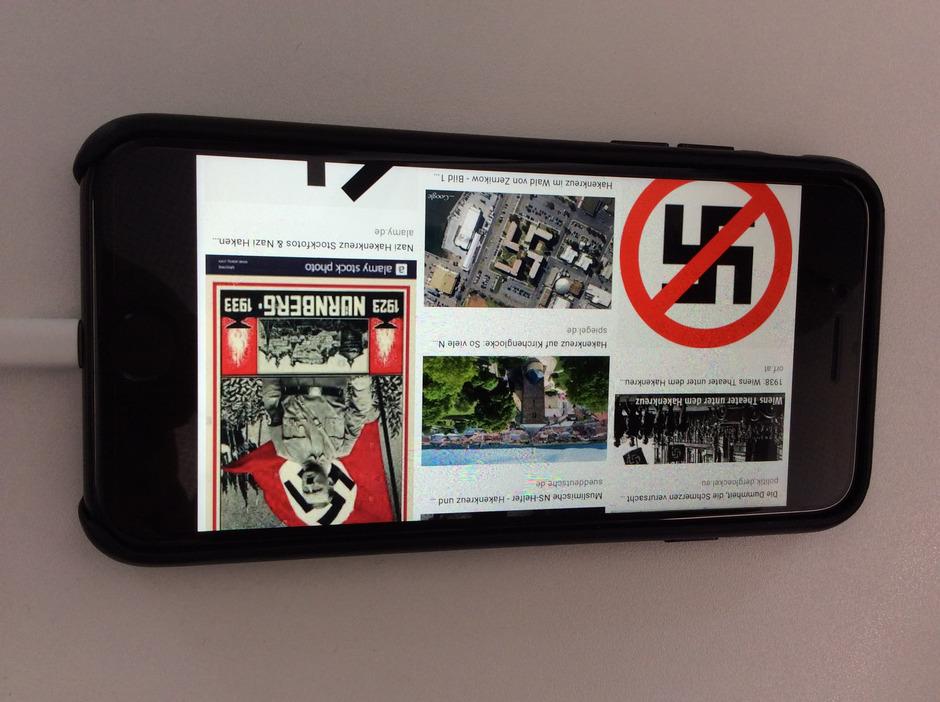 Symbole des Dritten Reichs kursieren im Web. Wer diese verherrlicht, landet vor Geschworenen.