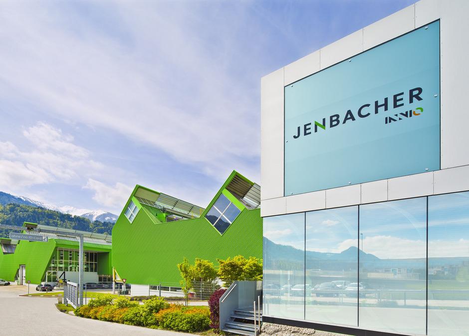Der Firmensitz von Innio in Jenbach.