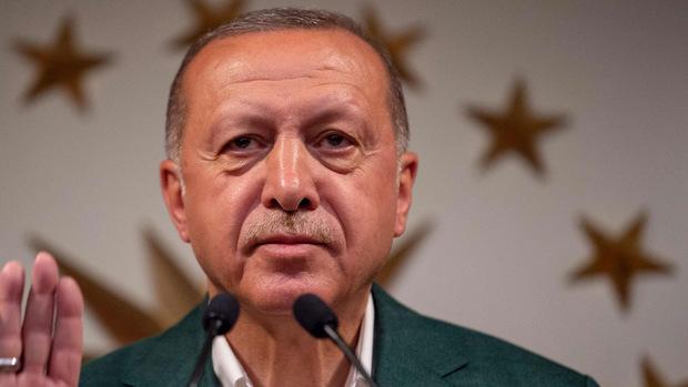 Der türkische Staatschef Recep Tayyip Erdogan.