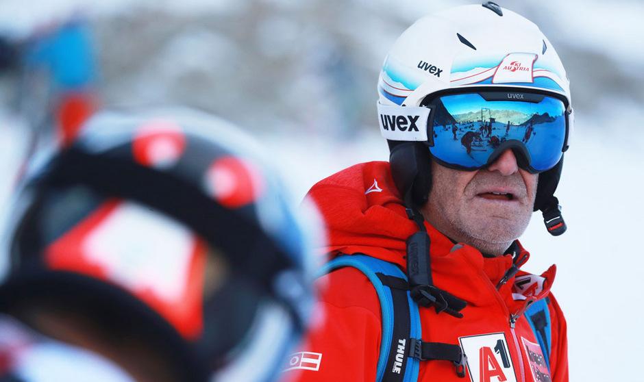 Andreas Puelacher blickt seiner sechsten Saison als Herren-Rennsportleiter beim ÖSV entgegen.
