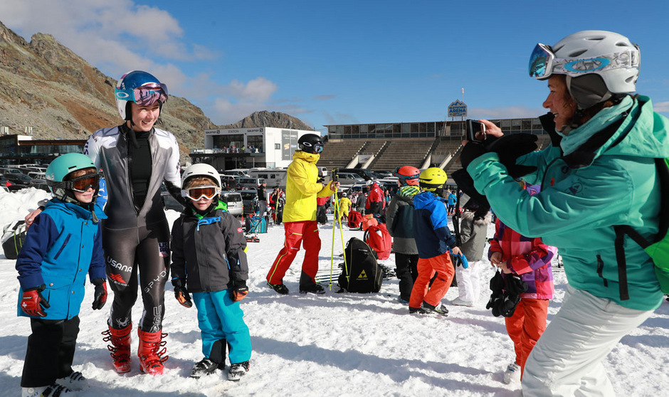 Mikaela Shiffrin steht nicht nur bei den Skifans hoch im Kurs.