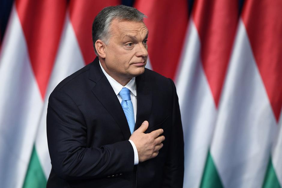 Ungarns Ministerpräsident Viktor Orban.