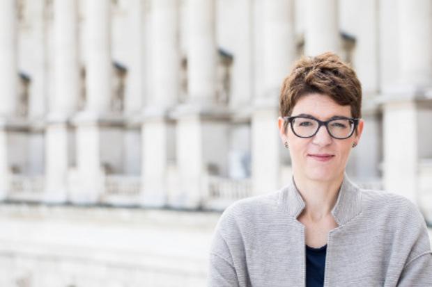"""""""Ich sehe unser Museum nicht als Ort, das Österreichische zu definieren oder festzuschreiben"""", sagt Monika Sommer."""