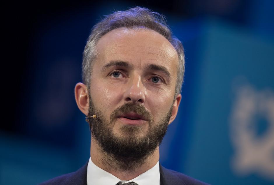 TV-Satiriker Jan Böhmernann.