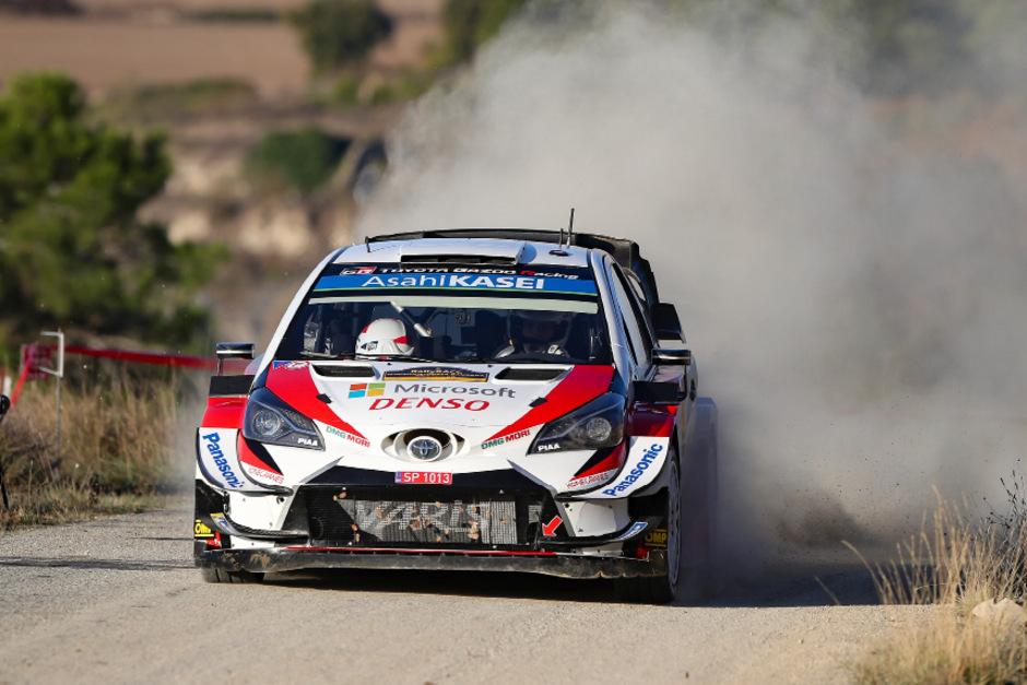 Erstmals Rallye-Weltmeister: Ott Tänak.