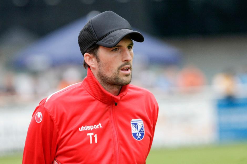 Schwaz-Coach Bernhard Lampl.