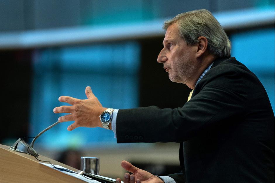 Der designierte EU-Kommissar Johannes Hahn soll das Ressort Budget übernehmen.